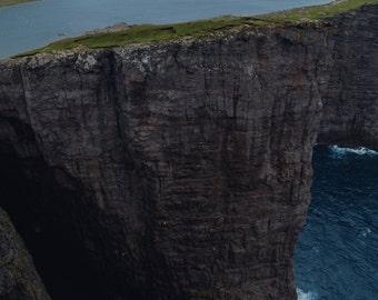 Faroe Islands Lake
