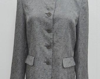 LEPORTE Vintage LEPORTE TOKYO Style Blazer Coat Size M - L