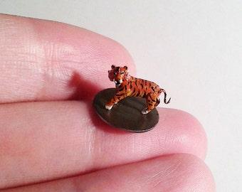 Tiny tiger - Micro miniature.