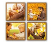 4 Piece Picture Frame Set...