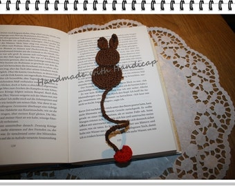 """Bookmark """"Easter Bunny"""""""