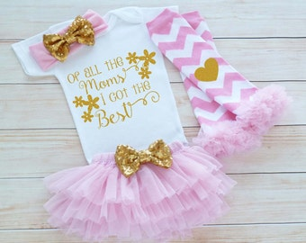 Baby Girl Mothers Day Shirt, Mother's Day Girl Outfit, My 1st Mothers Day, Mother's Day Gift, Mothers Day Baby Bodysuit, Mother's Day 2017