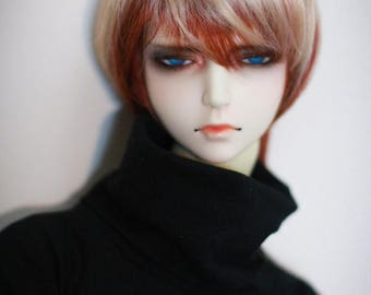 "M313:  9-10"" 8-9"" 7-8""BJD wigs,handsome boy,Harajuku style wig for 1/3 1/4 MSD SD17 SD13 Soom IOS crobi doll"
