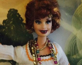 """I LOVE LUCY Collector's Edition Barbie - """"The Operetta"""""""