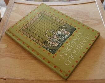 MARIGOLD GARDEN  - A Vintage book by Kate Greenaway
