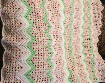 Made to order crocheted blankets
