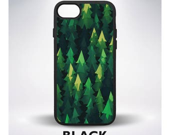 Tree iPhone 7 Plus Case Nature 6 Case Woodland 5 Case Leaf 7 Case Forest 6 Plus Case Wood SE Case Fir 5C Case Green 4 Cover Samsung Galaxy