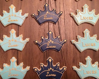 Crown Cookies