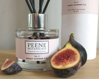 Sweet Summer Fig - Handmade Luxury Room Diffuser