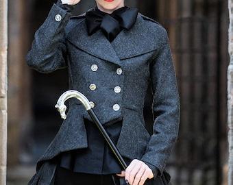 Lady Mary Jacket in Torridon Tweed