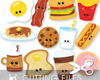 Bacon Clip Art Etsy