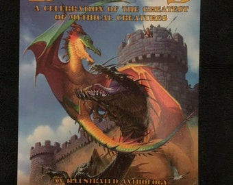 Dragons, a Celebration of the Greatest of Mythical Creatures