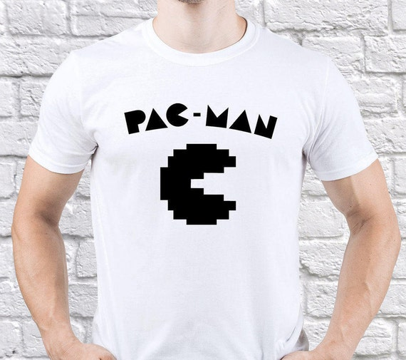 Gents Pixelated Pac-Man T-shirt
