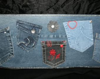 Accessories Organizer, 5-Pocket jeans
