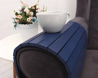 Sofa Arm Table, Sofa Arm Tray, Coffee Table Tray, Couch Arm Table, Couch Tray, Couch Table, Sofa Tray,  Armrest Tray, Arm Chair Caddy