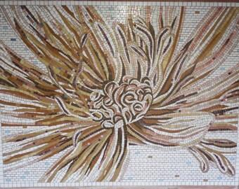 Mosaic décor « Flower»