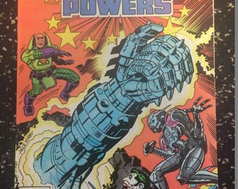 Super Powers # 1 Comic by DC Comics