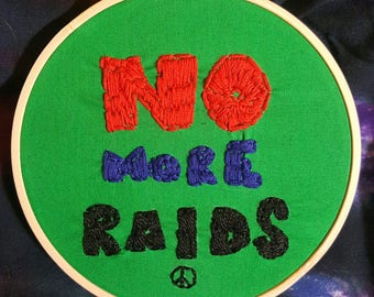 No More Raids