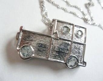 Vintage 70s Mens Jewelry, DDLG Collar, Vintage Car, Vintage Lovers, BDSM Collar, Gift For Men, 925 Silver, Keepsake Gift, Vintage Finds