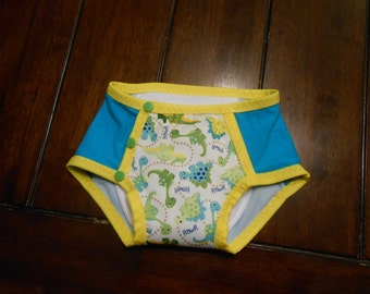 Training pants for beginner size 2T (boy)