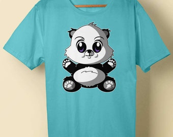 Panda Shirt | Panda Tee | Panda Tshirt | Panda T Shirt | Panda Gifts | Baby Panda