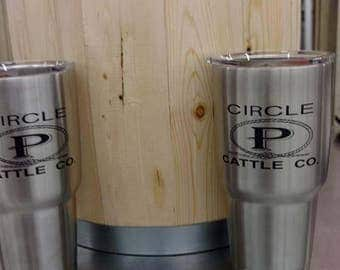 Company Cups (Circle Cattle Company)