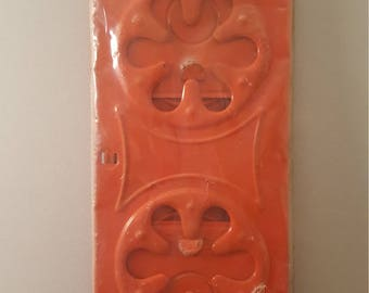Vintage Sterno Cook Stove # 46 - Double Burner Folding Stove