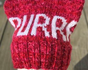 PURRRSIST! pussy hat