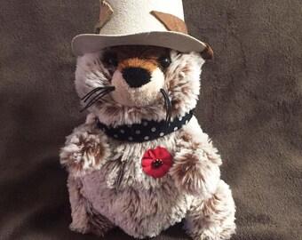 Gord Downie Inspired Groundhog