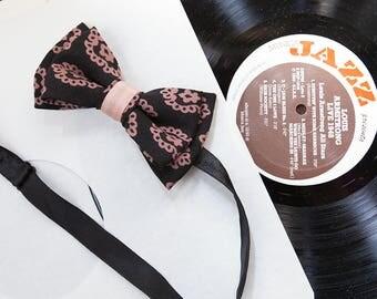 BlackPink Vintage Bow Ties