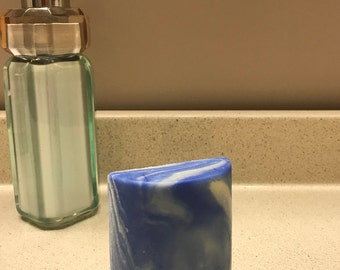 Cool Water Silk Soap