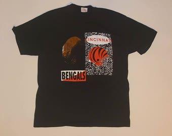 Vintage T-Shirt,, Cincinnati Bengals
