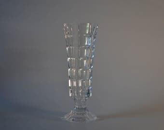 Cristal d'Arques Bud Vase