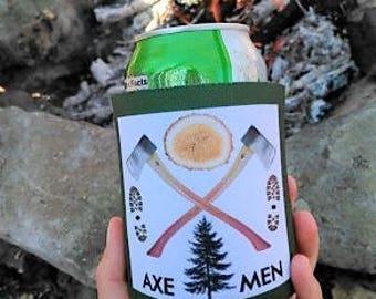 Axe Men Drink Holder