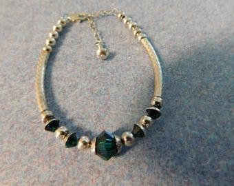 Girls Sterling Silver Bracelet