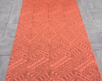 Tribal Earth original - fabric by the metre