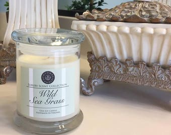 Wild Sea Grass 12oz Soy Candle