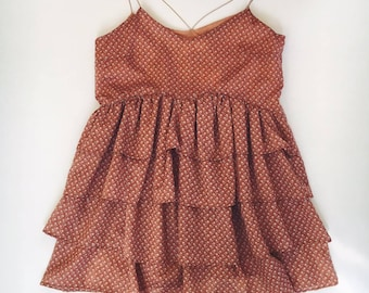 My Baby Ruffle Dress