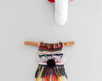 Weaving wall Wall hanging - Sin cute
