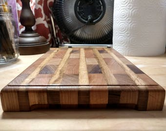 Butcher Block - Cutting Board - End Grain