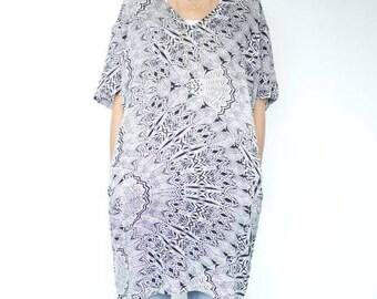 Tribal Tunic Dress