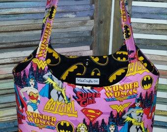 DC Wonder Woman Super Girls Purse/Bag