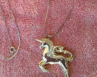Unicorn Pegasus mystical symbol of hope