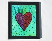 Healing Heart Painting - ...