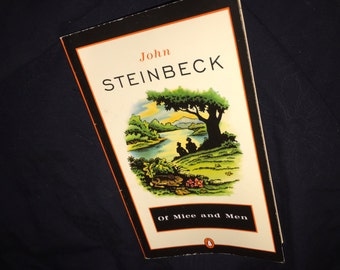 1965 John Steinbeck of Mice and Men