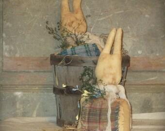 Bunny  Cupboard Tucks