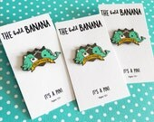 Unicorn Narwhal Enamel Pin - TEAM MAGIC