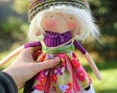 Fern // Handmade Doll
