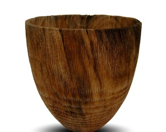 Handmade Home Decor - Wood Bowl - Sycamore Wood - Rapture