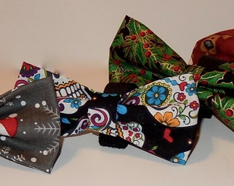 Pet bowties for dogs or cats